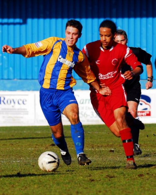 David Ray has returned to Basingstoke after a five-year spell away from the club.