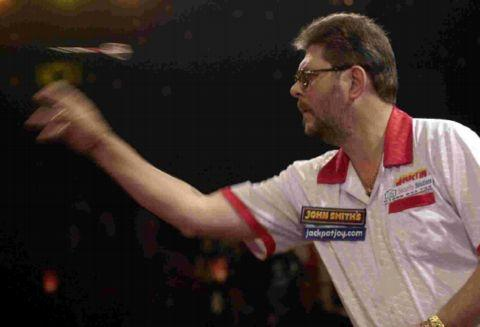 Martin Adams is one of the top darts stars heading for New Forest - see today's Daily Echo