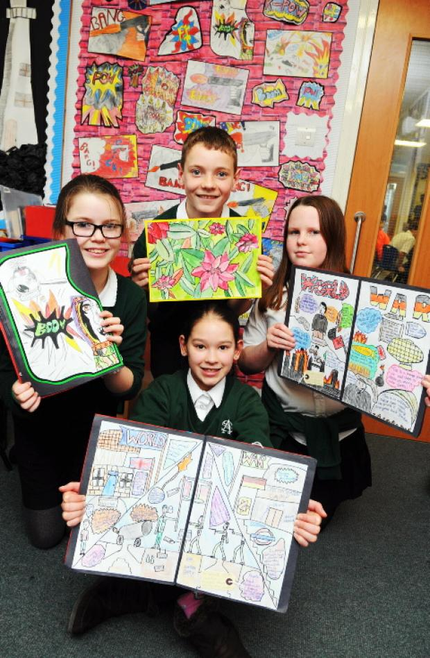Spotlight on Anton Junior School