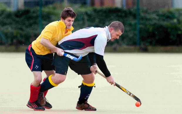 Action from Andover's thriller with Blandford and Sturminster