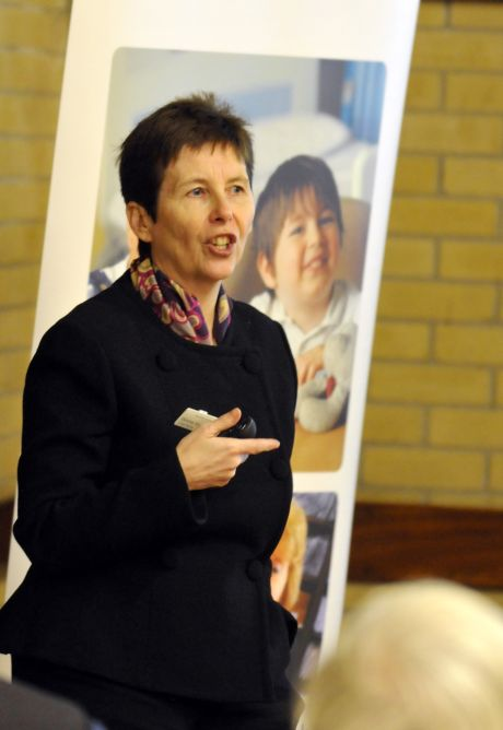 Donna Green, chief nurse and deputy chief executive of Hampshire Hospitals NHS Foundation Trust