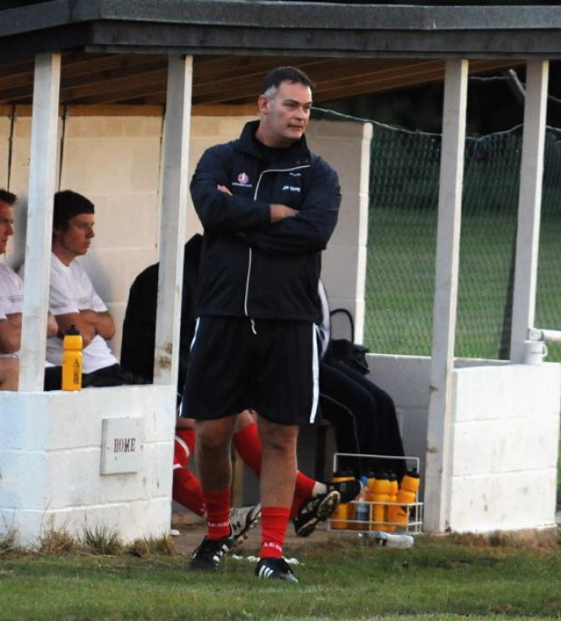 Whitchurch boss Jim Macey is chasing two cups and the league this season