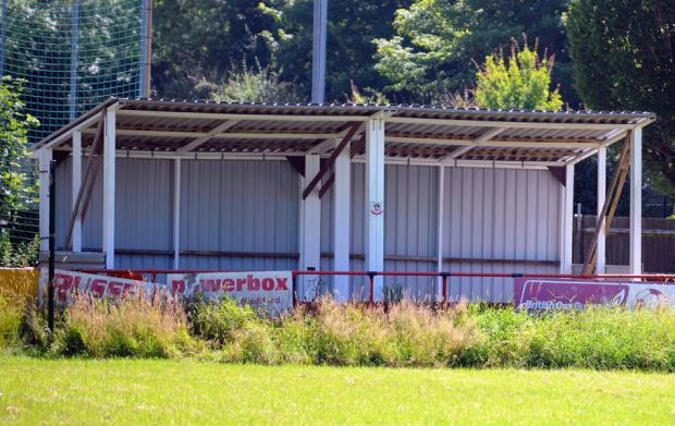 Much work is needed during the summer to turn the Portway Stadium into a football academy