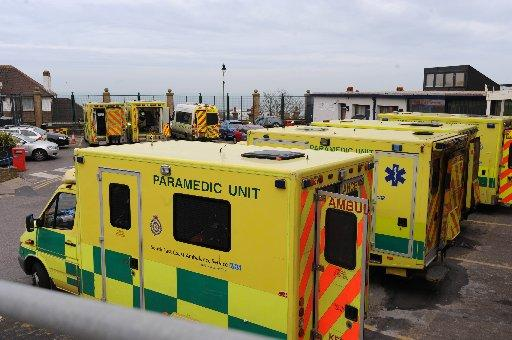 Ambulance failures led to injured women waiting two hours in the cold, FoI request show