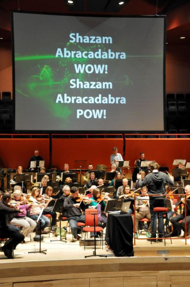 The Philharmonia Orchestra perform at The Anvil