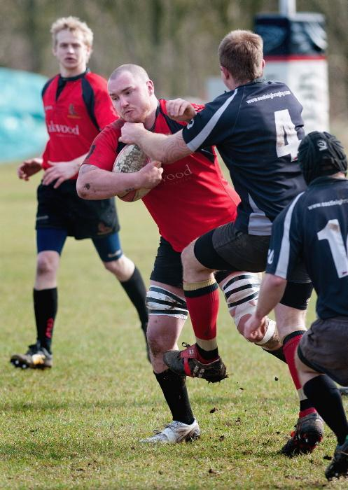 Andover II had an easy victory over a depleted Eastleigh III on Saturday