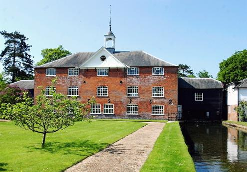Silk mill earns major accolade