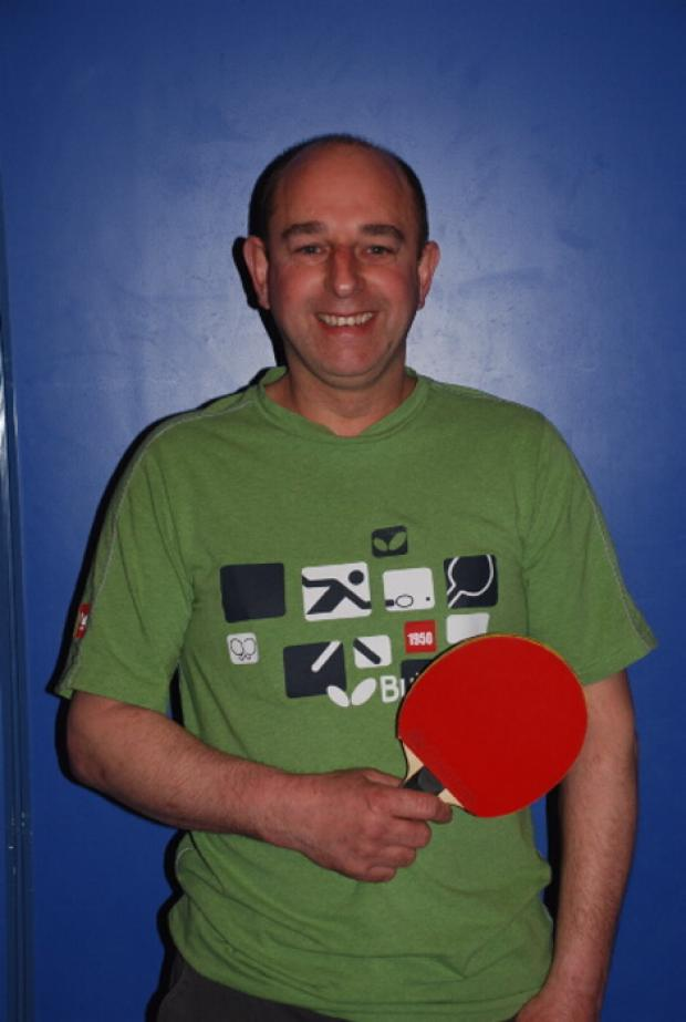 Richard Fettes who did the double at the Andover Closed Tournament last Friday