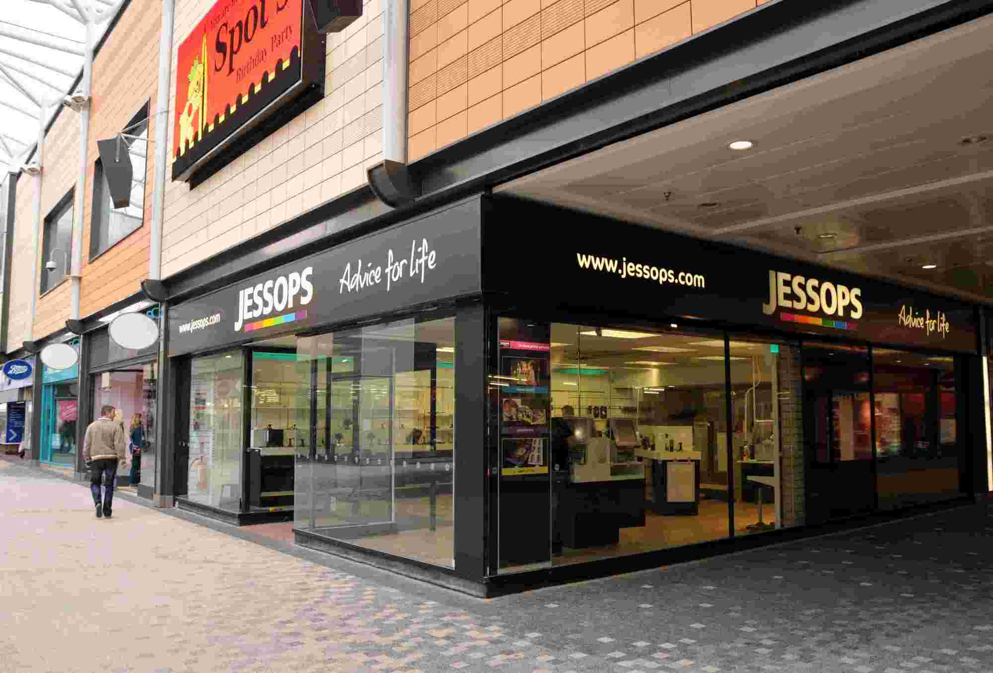 Good news for Basingstoke with Jessops back in the frame