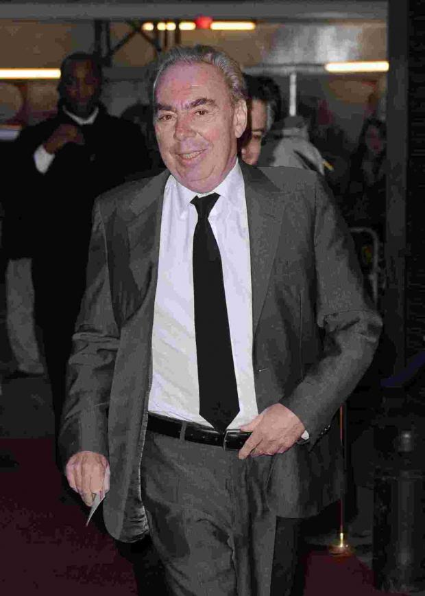 Basingstoke Gazette: Lord Lloyd Webber