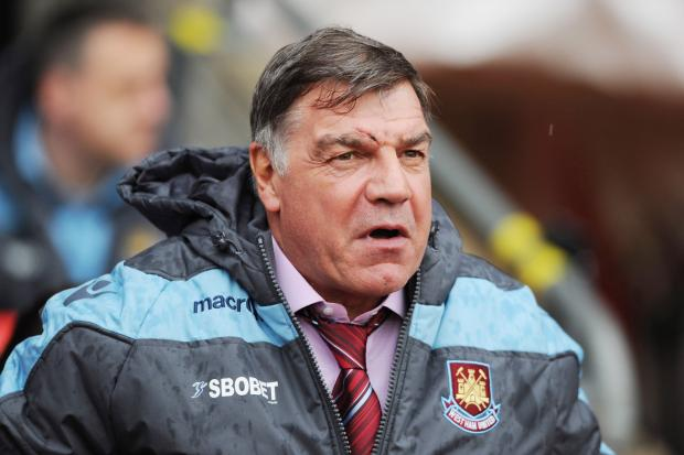 Basingstoke Gazette: Sam Allardyce (Action Images).jpg