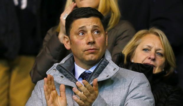 Former Saints executive chairman Nicola Cortese who led the club during the 2012/13 reporting period