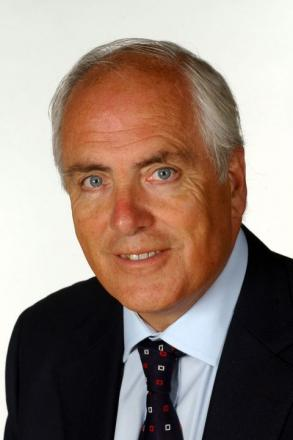 Councillor Roy Perry, leader of Hampshire County Council