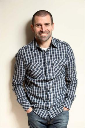 Benali signing copies of 'All the Saints' book tomorrow