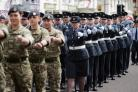 Armed Forces Day in Odiham