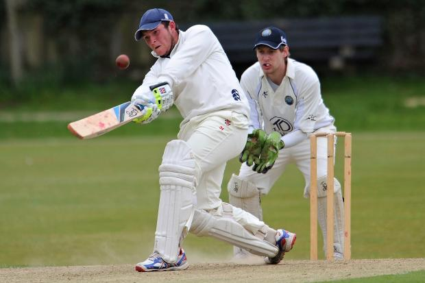 Stand-in captain Dan Coombs top-scored with 86 as Basingstoke and North Hants beat Andover