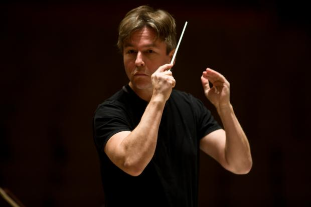Esa-Pekka Salonen. Pic by Clive Barda