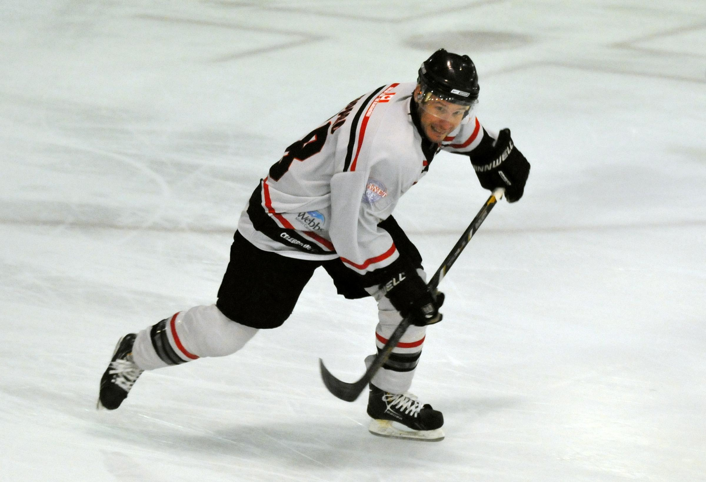 Basingstoke Bison player/coach