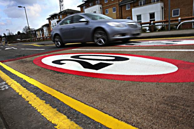 Basingstoke Gazette: Winchester neighbourhoods will have 20 miles per hour speed limits enforced