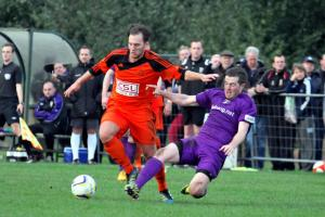 Argent hat-trick helps Hartley Wintney to victory