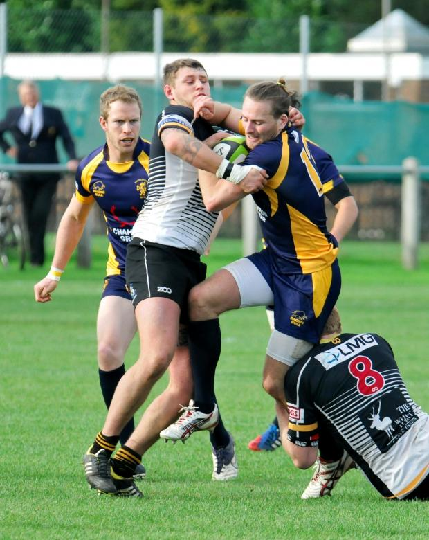 Basingstoke Gazette: Basingstoke captain Freddie Gleadowe is hoping to lift the Hampshire Cup this weekend.
