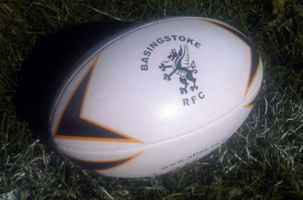 Basingstoke RFC's second string hit form against Hampshire rivals