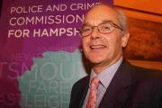 Simon Hayes, Police and Crime Commissioner for Hampshire
