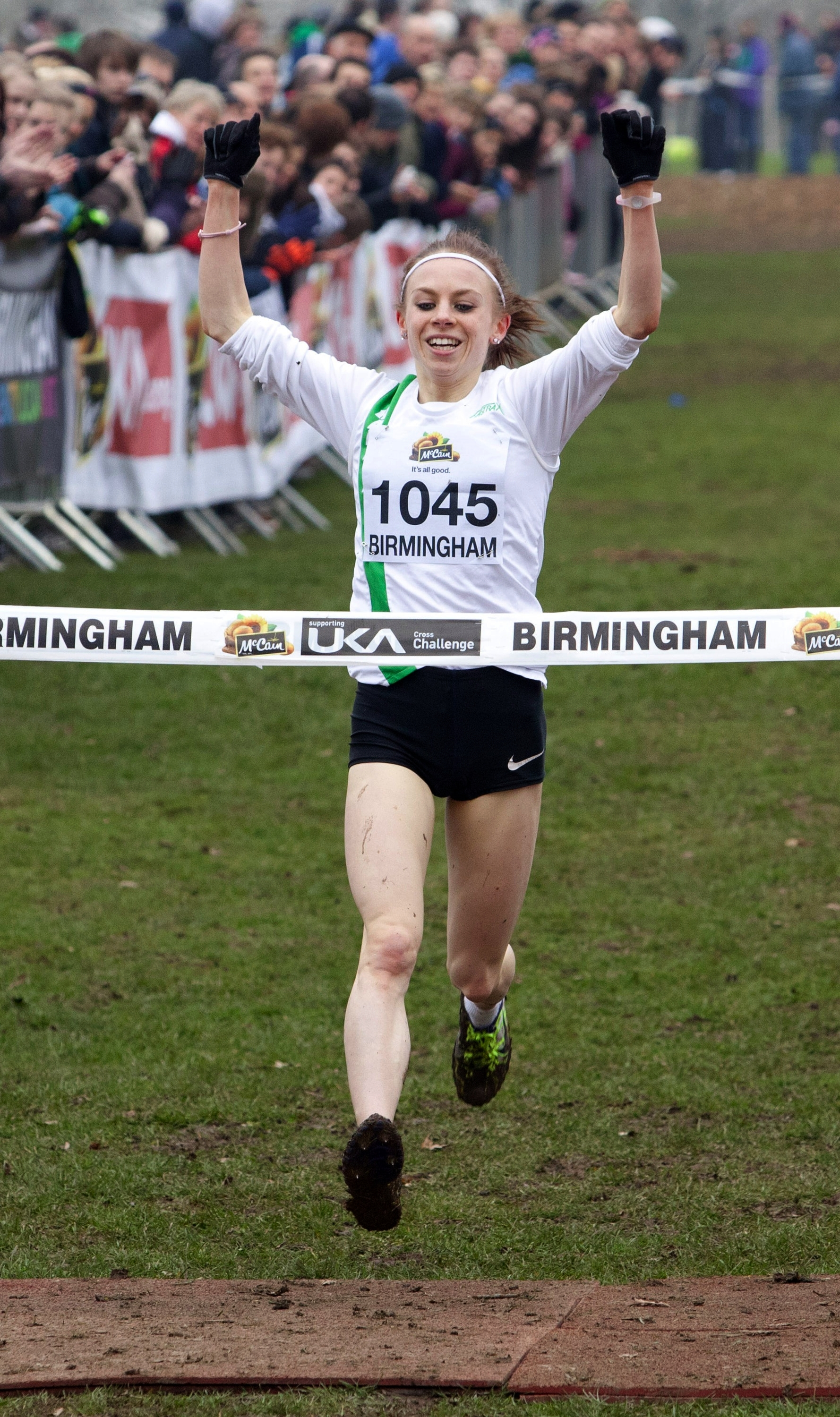 Charlotte Purdue aims for gold medal at European Cross Country Championships