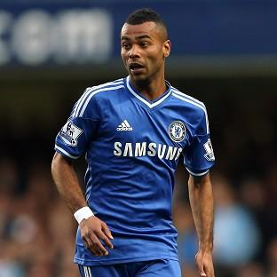 Basingstoke Gazette: Ashley Cole has struggled to hold down a regular first-team place at Chelsea