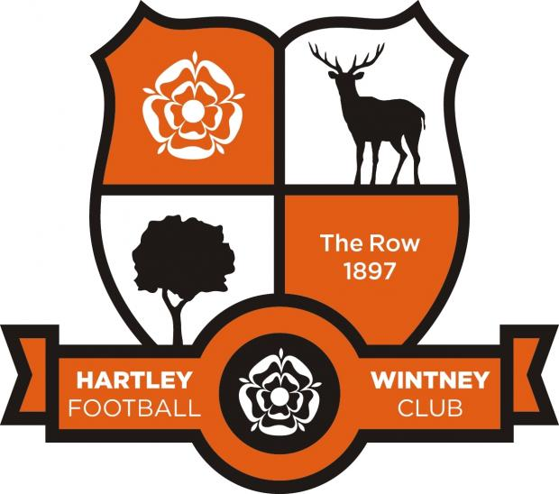 Lights go on Hartley Wintney