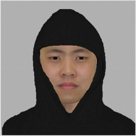 An efit image of the man police would like to speak to about the assault