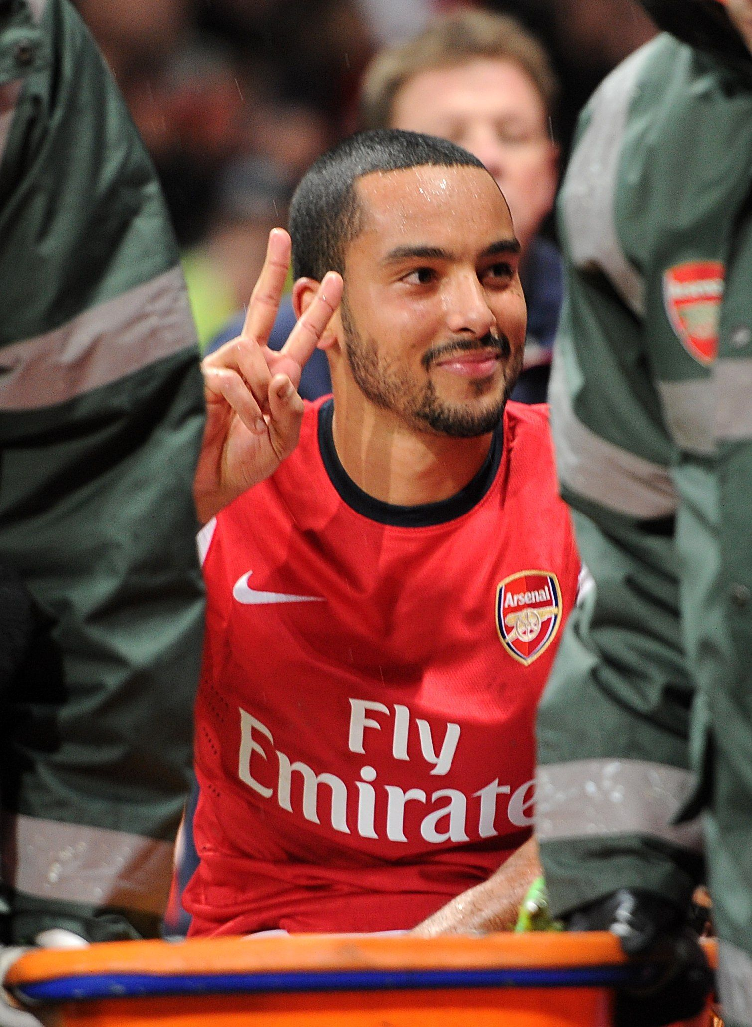 Walcott out for six months