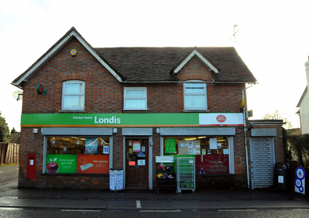 Pamber Heath post office to get