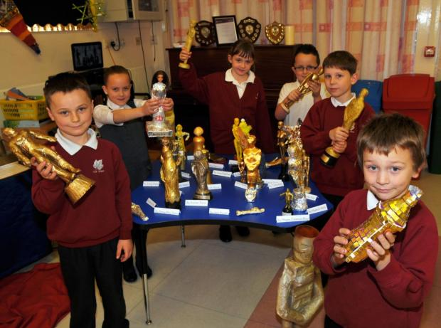 Park View pupils take part in whole-school art project