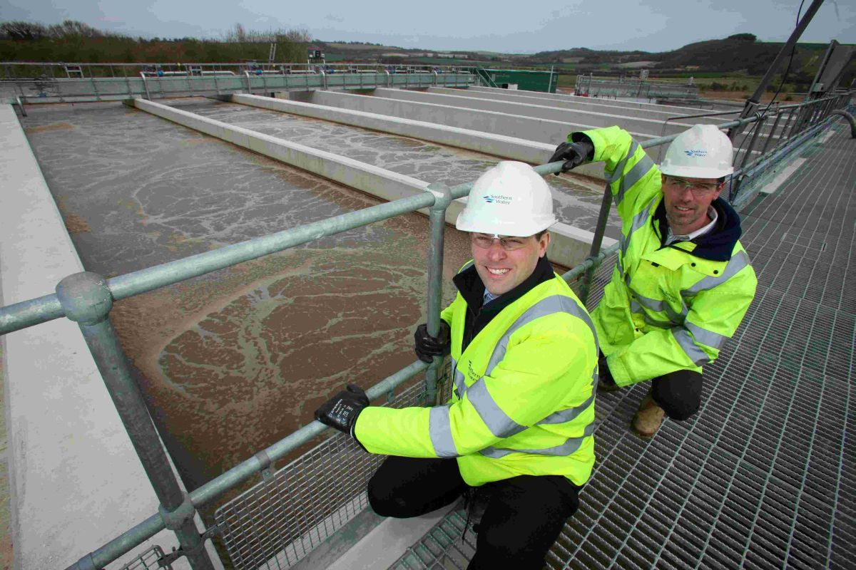 Winchester water plant receives £9m refu
