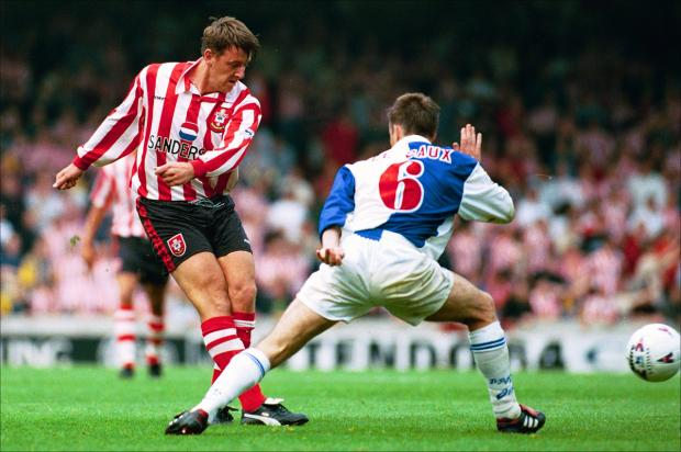 Matt Le Tissier in his playing days.
