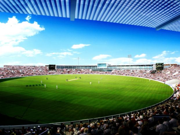 Hants target family audience for Ageas Bowl Test