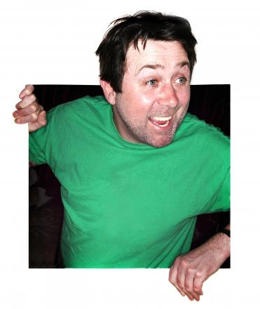 Comedian Sean Hughes performs intimate gig in Central Studio this month