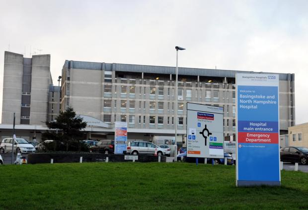 A new critical hospital could be built on the current site of Basingstoke hospital