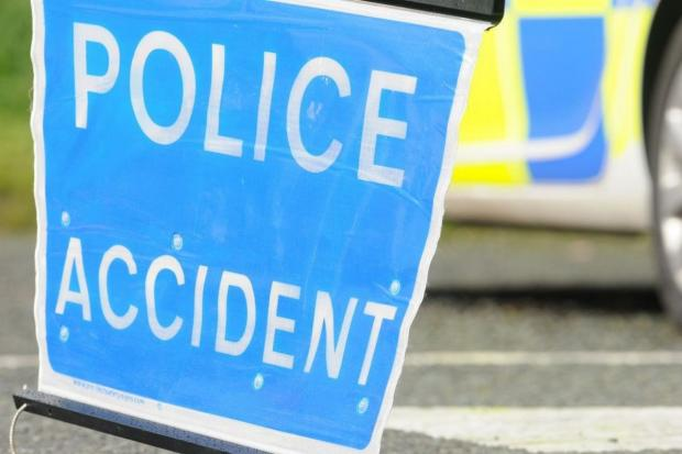 Police appeal after single vehicle collision