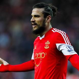 Basingstoke Gazette: Juventus are interessted in signing Southampton's Dani Osvaldo.