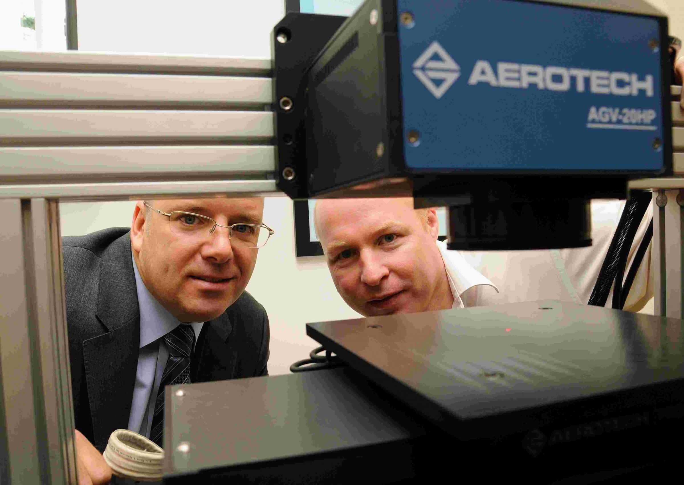 Aerotech moves to Ramsdell with precision