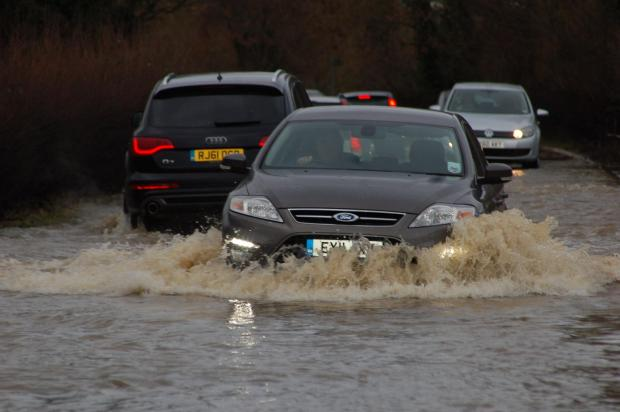 Emergency teams on high alert to deal with flooding and fallen trees