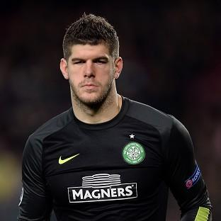 Basingstoke Gazette: Fraser Forster is four clean sheets away from a world record