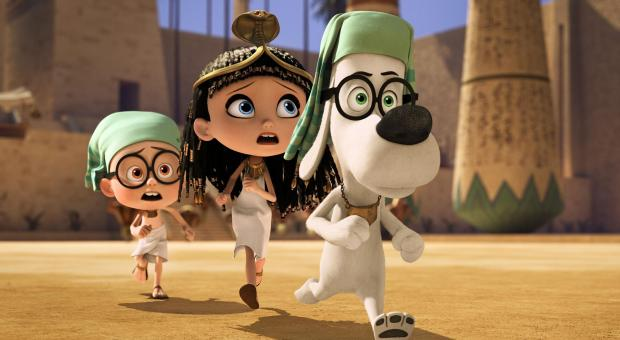 REVIEW: Mr Peabody & Sherman