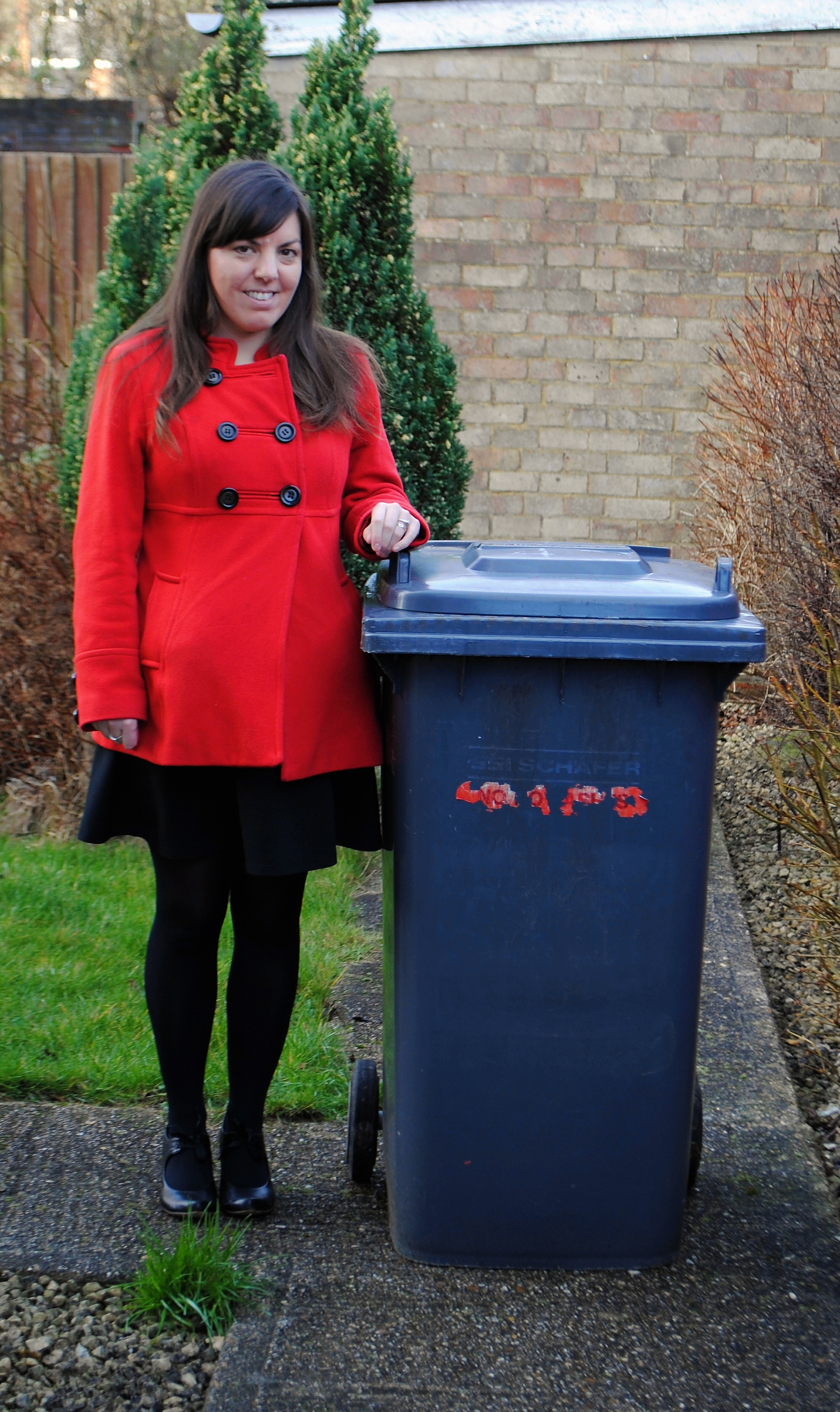 """It's too easy not to recycle rubbish in Basingstoke"""