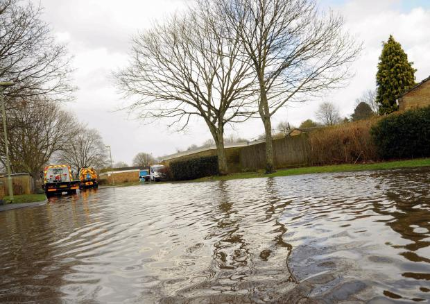 Floodwater warning issued after council worker f