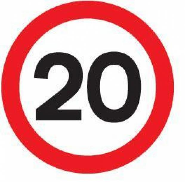 20mph limit not slowing down motorists in North Warnborough