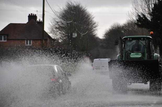 The rising cost of flooding: £100,000 a day