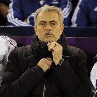 Basingstoke Gazette: Chelsea manager Jose Mourinho has called Arsene Wenger a 'failure specialist'